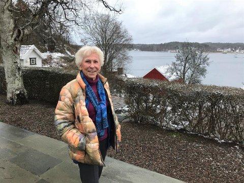 – Jeg tror ikke det er veien å gå å la oss alle ha fri adgang til private hager, skriver Unni Hanson.