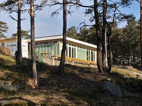 NY SØKNAD: Dispensasjon er nødvendig for å få bygge hytte her.
