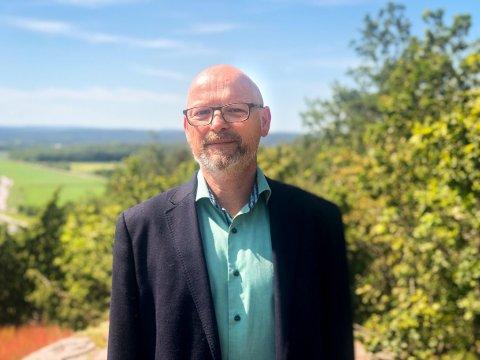 Den nye kommunen er blant de kommunene som er best egnet for grønnsaksproduksjon i landet, mener Ulf Lund Halvorsen.