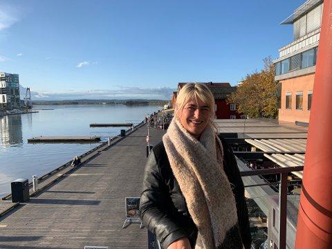 STARTER OPP: Sexolog Live Mehlum starter ny klinikk i Tønsberg.