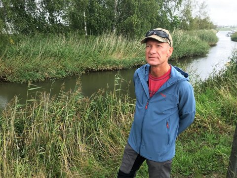 FRYKTER FOR BESTANDEN: Kai Fjellhegn håper å få satt en stopper for det ulovlige fisket av ørret.