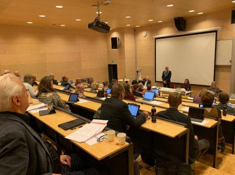 VELKOMMEN: Kommunestyret i Færder har vedtatt at kommunen har plass til å bosette flere flyktninger enn det er behov for.