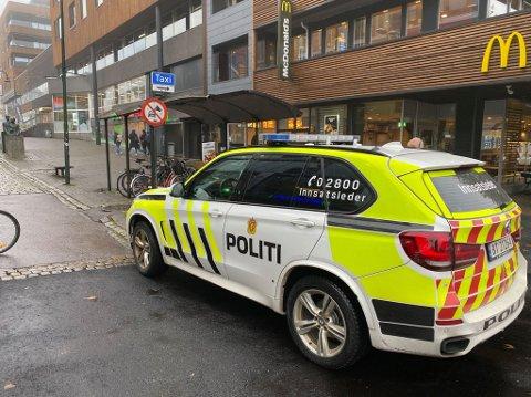 LETER: Politiet leter onsdag ettermiddag etter to unge gutter som er mistenkt for å ha stjålet øl fra en butikk.