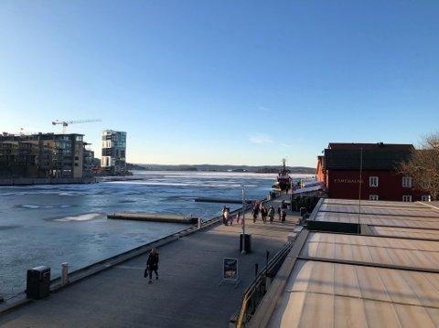 De neste dagene er det ventet skikkelig påskestemning i Tønsberg og omegn.