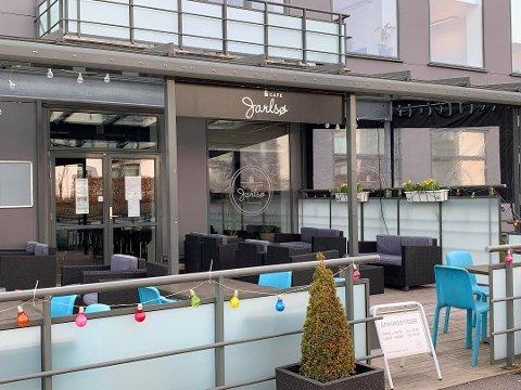 SLUTT: Café Jarlsø AS ble på egen begjæring slått konkurs av Vestfold tingrett onsdag.