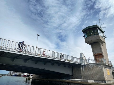 FOR USIKKERT: I en innstilling til politikerne anbefaler kommunedirektøren i Færder å droppe å utrede Øst-korridoren, et alternativ til fastlandsforbindelse som innebærer en ny parallell kanalbru.