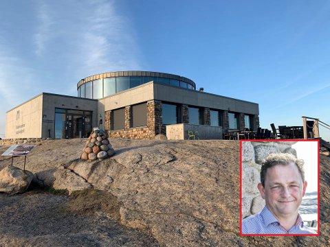 ÅPNET: Daglig leder Remi Hallvig har hatt stor pågang siden åpningshelgen ved Spiseriet i april.