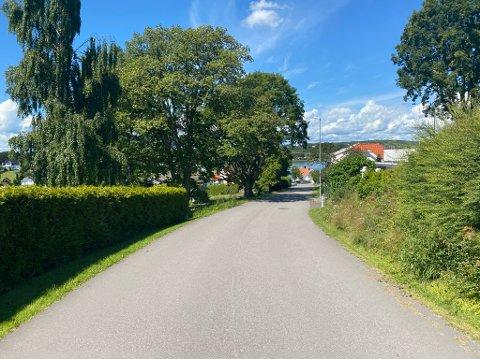 Her i Føynveien satte noen opp fartshumper. De ble imidlertid fjernet noen dager senere.