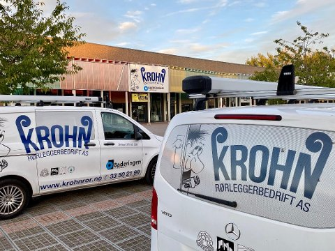 VIDERE DRIFT?: Et salg av konkursboet kan føre til at Krohn Rørleggerbedrift AS kan leve videre.