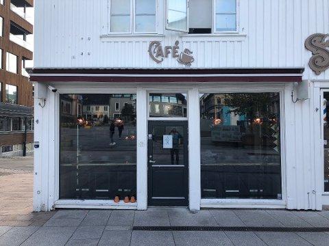 Staut Café åpnet dørene i midten av juli. Nå er det slutt.