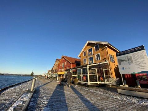 VIL HJELPE UTELIVET: Utelivsbransjen i Tønsberg opplevde en betydelig omsetningssvikt i fjor høst. Nå er etter all sannsynlighet flere millioner i kompensasjonsstøtte på vei.