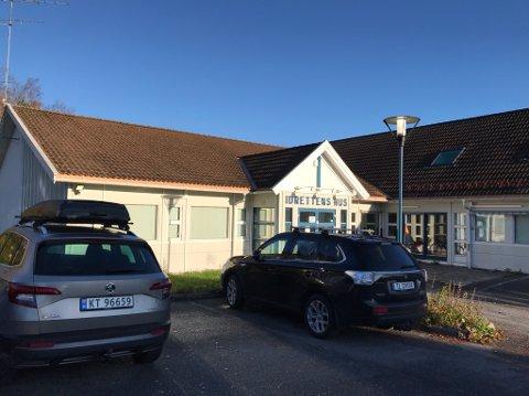 KJEMPER: Sandefjord er nå én av to lokasjoner som kjemper om Idrettens Hus.