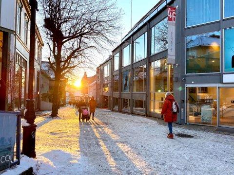 Tønsberg er med på topplisten over kommuner med flest koronasmittede.