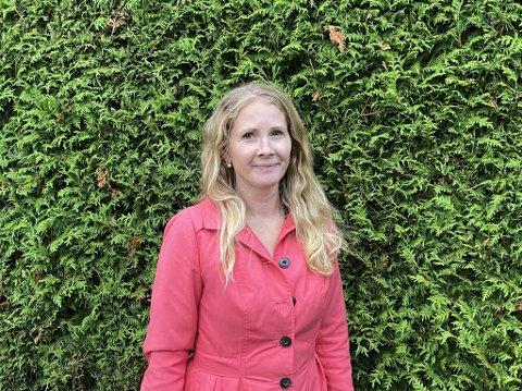 BEKYMRET: Margrethe Beck Heien er mamma til et barn i risikogruppen. Hun etterlyser egnede tiltak for å ivareta barn og unge med stor risiko for alvorlige utfall hvis de blir smittet av korona.