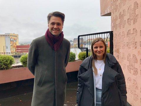 REAGERER: Filming av muntlig eksamen var en viktig mulighet til å sikre elevenes rettssikkerhet. Derfor er det skuffende at forsøket bare avbrytes før det er fullført, mener Bjørn-Kristian Svendsrud (Frp) og Karoline Aarvold (H).