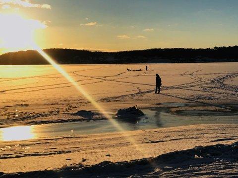 ETTER SOL KOMMER? Til helgen kan du forvente deg sol og vinterlige forhold, men fra mandag kan alt snu.