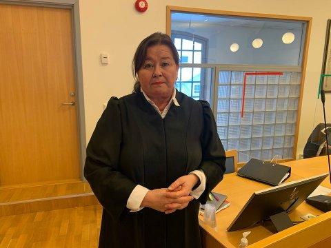 FRIFINNELSE: Rune breilis forsvarer, Vibeke Hein Bæra, mener det skal mye til for at Breili kan dømmes for grov korrupsjon.