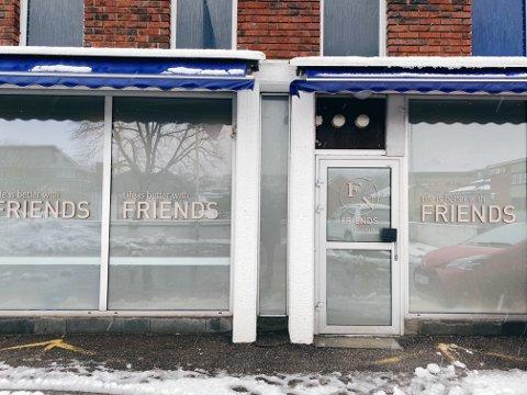 INGEN INNSYN: Lokalene i Storgaten 20 er en såkalt «Nutrition Club», og er neste steg for Robert Smebys bedrift.