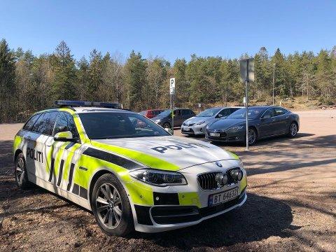 FUNNET: Etter en ukes tid har politiet funnet mannen som rømte fra Tønsberg tingrett.