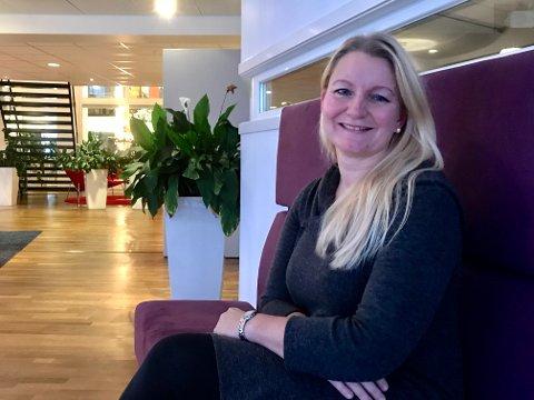 KLAR: Anne Holm Moen (Ap) er valgt til Tønsberg kommunes representant i Lindboepokalstyret.