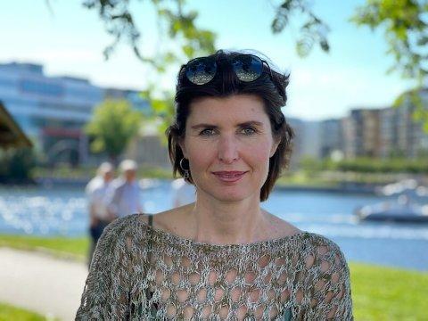 HVERDAGSVOLD: Anne-Kristin Imenes forteller om dette