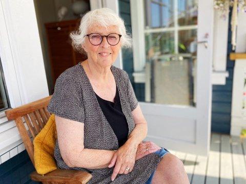 UVENTET: Marit Bjørlo Leithe skulle kjøre til hytta i Ålesund, men ferieplanene ble brått avbrutt da hun kjente smerter i brystet.