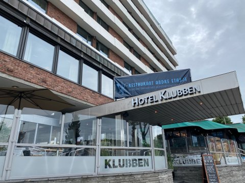 TERNINGKAST SEKS: Andre Etasje på Hotel Klubben fikk toppkarakter av Tønsbergs Blads restaurantanmeldere Dill og Druen.