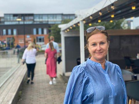 UTELIV: Få kjenner utelivet i Vestfold bedre enn Anniklen Johnsrud som driver firmaet Johnsrud Etterforskning og Rådgivning.