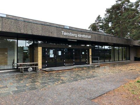 TIL TØNSBERG: Lørdag kveld blir det cupkamp mellom Tønsberg Nøtterøy og Haslum i Tønsberghallen.