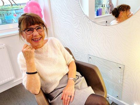 IDENTITET: Da Cecilie mistet håret på grunn av kreftbehandlingen, opplevde hun stadig at folk bagatelliserte hvor mye håret har å si for selvfølelsen.