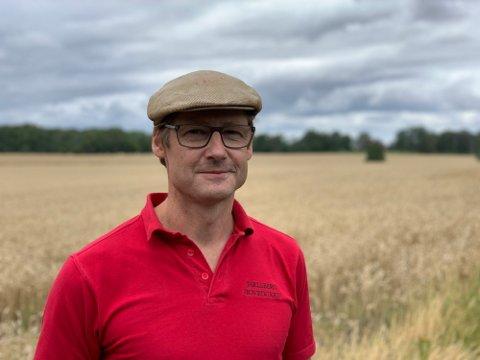 FORVALTER: Carl Nicolaus Wedel Jarlsberg er ansvarlig for forvaltningen av Stamhuset Jarlsberg. Han står for gårdsdriften, bygningsvedlikeholdet og utviklingen av eiendommen som til daglig betegnes Jarlsberg Hovedgård.