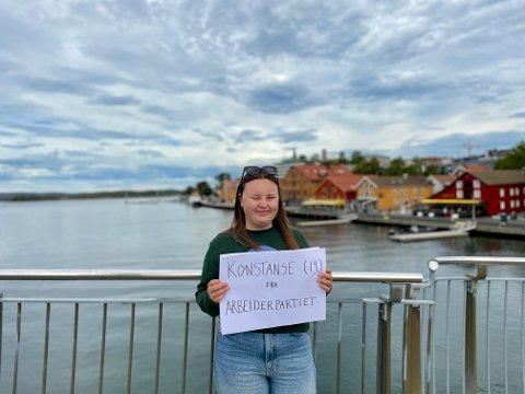 VALG: På Tønsbergs Blads Instagram for du muligheten til å bli bedre kjent de tre viktigste hjertesakene til flere av ungdomspartiene.
