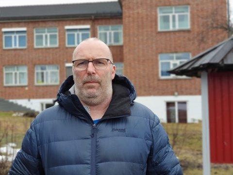 DROPPER OSLOTURENE: Forsterkede smitteverntiltak ved Sykehuset Innlandet gjør at Tommy Fyhns så langt siste tur for å hente mat ved Matsentralen i Oslo ble 17. mars.