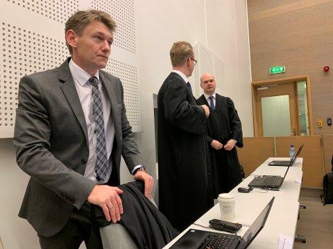 NY RUNDE: Bistandsadvokat André Lillehovde van der Eynden sier hans klienter håpet på en sluttstrek i Metallco-saken. Arkivbilde