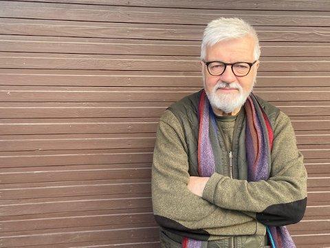 PROBLEMATISK: Bjørn Westlie (71) skrev bok om farens fortid som frontkjemper, og finner NRKs dokumentarserie problematisk med hensyn til at den trekker i tvil skyld og ansvar.