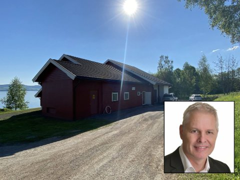 UTFORDRENDE: Vegard Aass, VA-leder i Østre Toten kommune, sier at det er en omfattende installasjon og at anlegget ikke fungerer som de ønsker foreløpig.