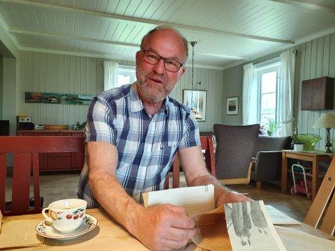 BLIR MENTOR: Tidligere ordfører Hans Seierstad.