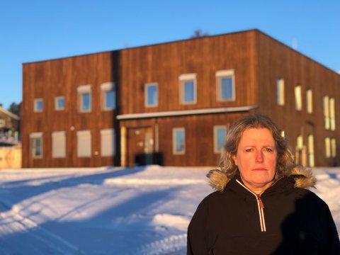 STOR PÅGANG: Daglig leder Inger Lise Kristiansen Svendgård mener det er positivt at flere oppsøker krisesenteret i Verdal. – Vi har fokus på forebygging og vil særlig hjelpe barn som sliter, sier hun. 