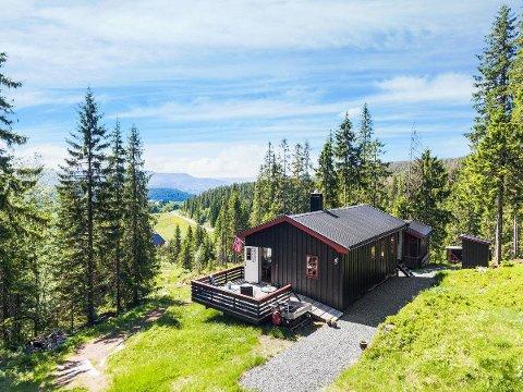 Målsdalen, Vuku. Prisantydning 470 000 kr, ett soverom.