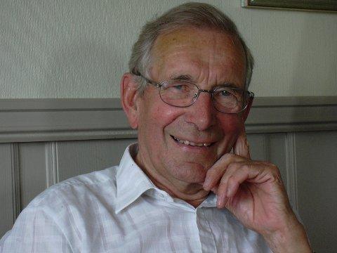 DØD: Tidligere stortingsrepresentant og gjennom tre tiår toppleder i Coop Norge, Jarle Benum fra Verdal, døde torsdag, 93 år gammel.