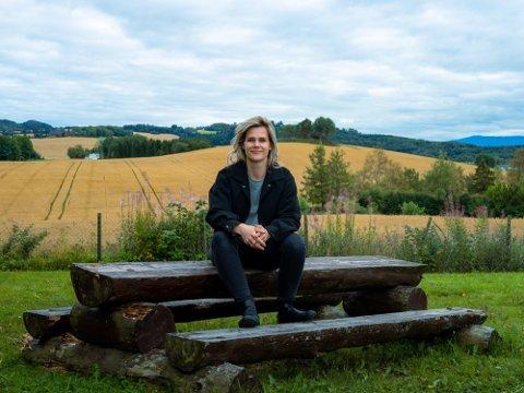 NY JOBB: Amanda Sotberg fra Steinkjer starter i ny jobb som kreativ leder i FotoKnoff i Trondheim.