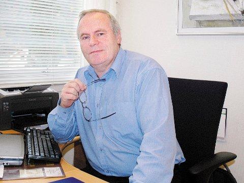 Kjell Wedø er rektor ved Arendal videregående skole. Arkivfoto