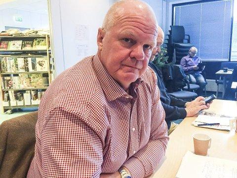 Unntatt offentlighet: Ordfører Jan Dukene journalførte ikke brevene han fikk fra Mannskoret i september.