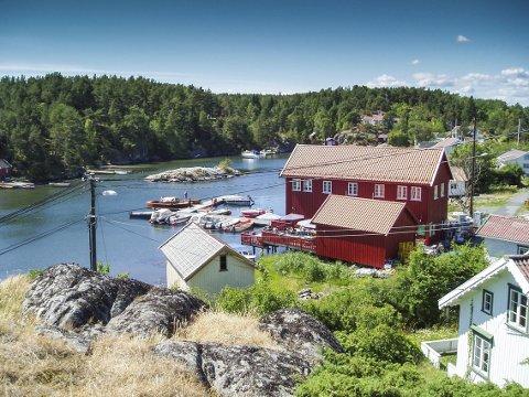 Sandøya Mat: Nærbutikken på Sandøya er solgt.