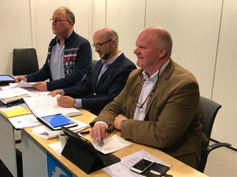 Ordfører Jan Dukene (TTL) støttet rådmann Jarle Bjørn Hankens anbefaling om 10 nye år med fiskerestriksjoner.