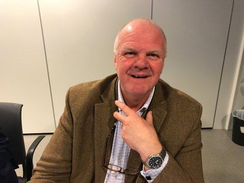 Ordfører Jan Dukene får ikke plass i nasjonalparkstyret.