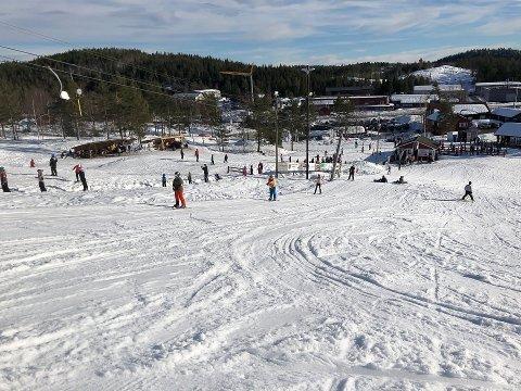 Nå blir det skidag!