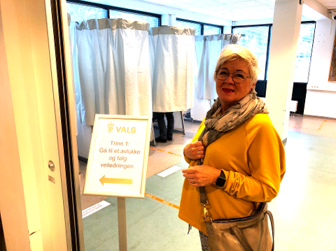 May Britt Lunde er Arbeiderpartiets forhandlingsleder.