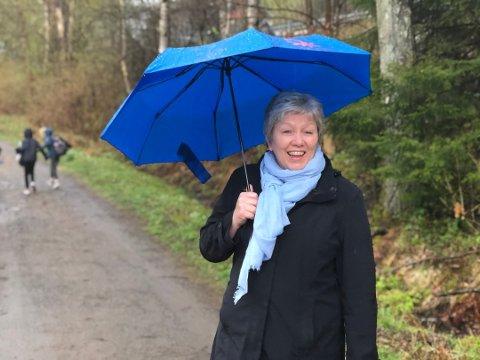 SLUTTER: Ann Christin Jacob ble ansatt som rektor ved Dypvåg skole i 2017. Hun har hele tiden pendlet mellom Tvedestrand og Valle, hvor hun og ektemannen bor. Nå ønsker hun å tilbringe mindre tid på veien og mer tid hjemme.