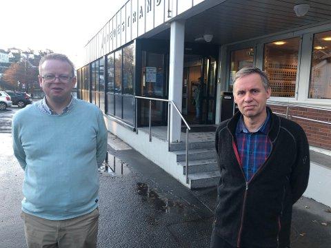 Yngve Monrad (FrP) og Hans Tomter (KrF) vil ha lovlighetskontroll av leieavtale på Grenstøl.